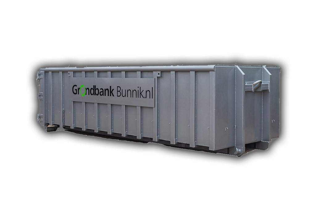 Container verhuur utrecht, bunnik, odijk, houten 6m3, 8m3, 10m3, 15m3, 20m3