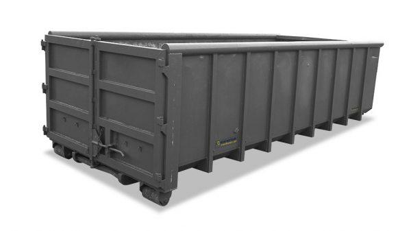 Container huren regio Utrecht voor zand, grond, puin, groen, bouw en sloop, hout, 3m3, 6m3, 8m3, 10m3, 15m3, 20m3